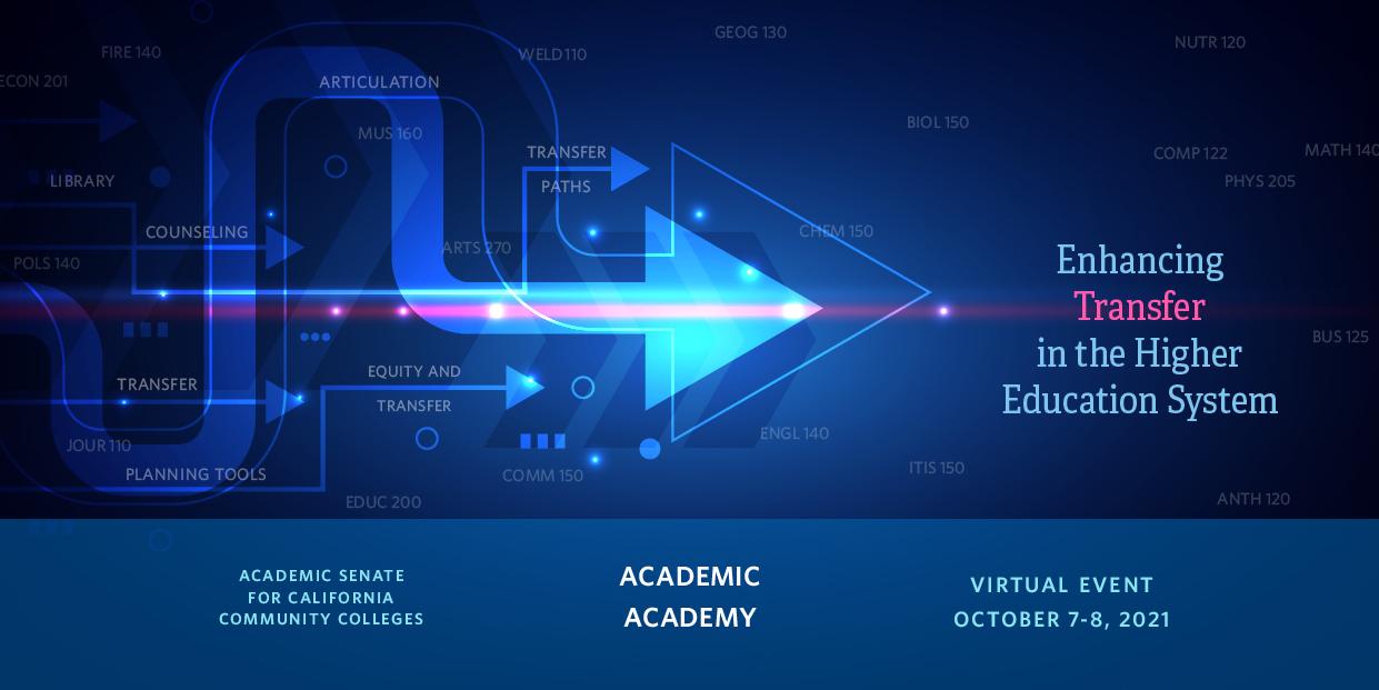 Academic Academy 2021 web header image