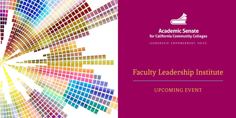 2021 Faculty Leadership Institute