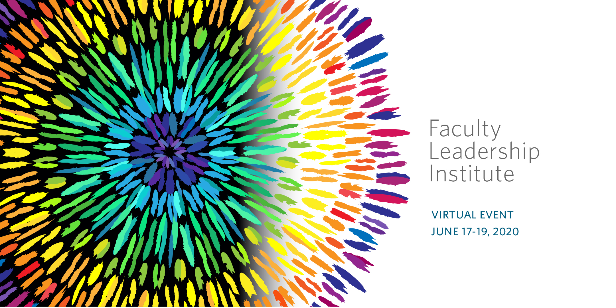 Factulty Leadership Institure event promotion image.