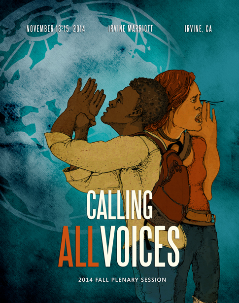 2014 Fall Plenary Session: Calling All Voices